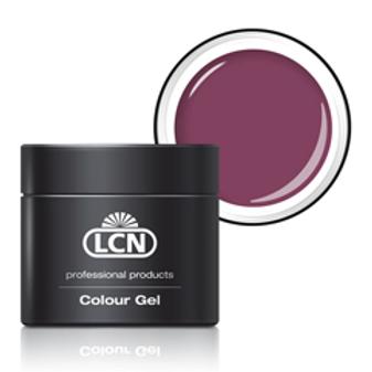 LCN COLOUR GEL - #136 BLACK BERRY 5ML