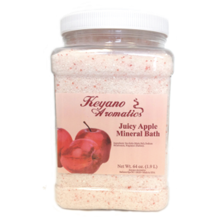 Keyano Juicy Apple Mineral Bath