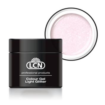 LCN LIGHT GLITTER GEL - #2 LIGHT PASTEL 5ML