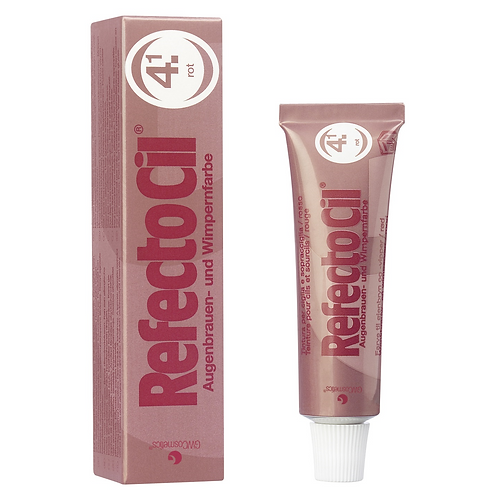 RefectoCil Tint #4.1 Red 15ml