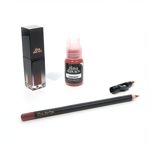 I 💋 INK Lip Trios -Cinnamon