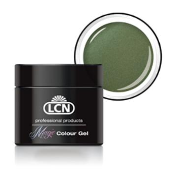 LCN MAGIC COLOUR GEL - #5 GALAXY GREEN 5ML