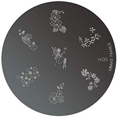 konad Image Plate - M35