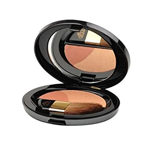 LCN Blusher Duo - Luxury Peach Fusion / Shiny Sand