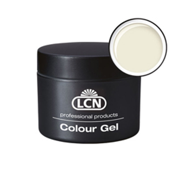 LCN COLOUR GEL - #453 WHITE WALLS 5ML