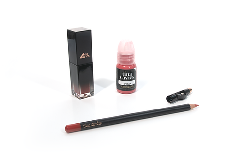 I 💋 INK Lip Trios - Peach