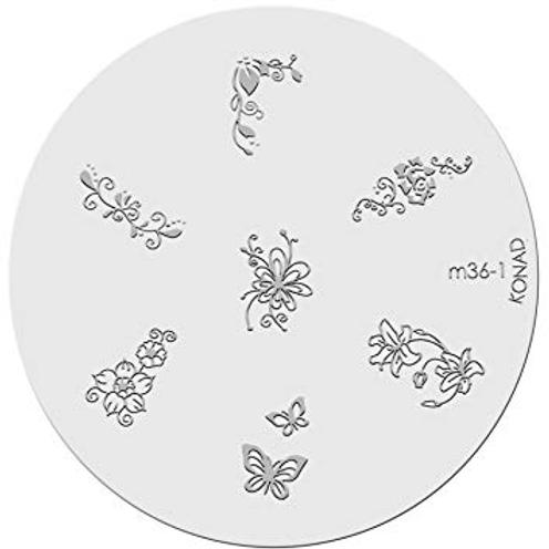 Konad Image Plate - M36-1