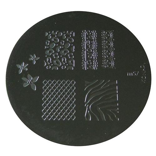 Konad Image Plate - M57