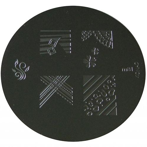 Konad Image Plate - M81