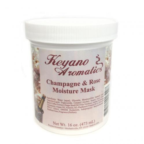 Keyano Champage & Moisture Mask 16oz
