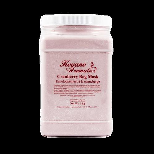Keyano Cranberry Bog Mask 1kg