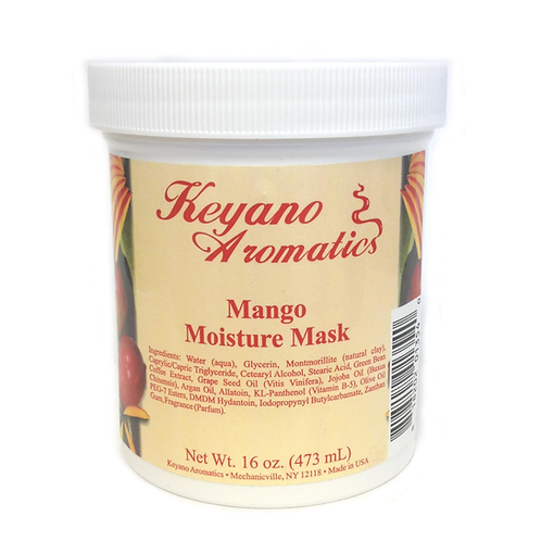 Keyano Mango Moisture Mask 16oz