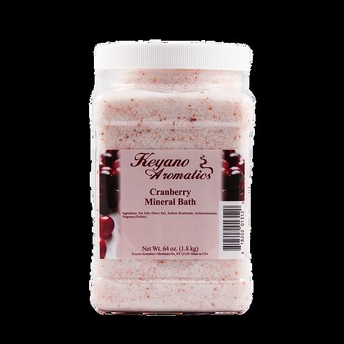 Keyano Cranberry Mineral Bath