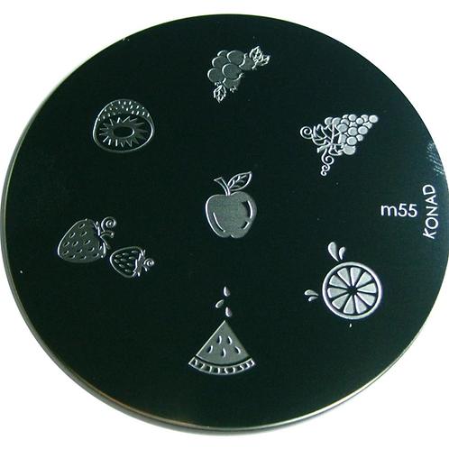 Konad Image Plate - M55
