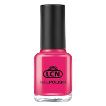 LCN NAIL POLISH - #261 HOT PINK 8ML