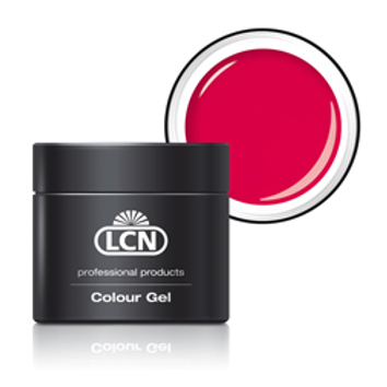 LCN COLOUR GEL - #6 ROUGE D AMOUR 5ML