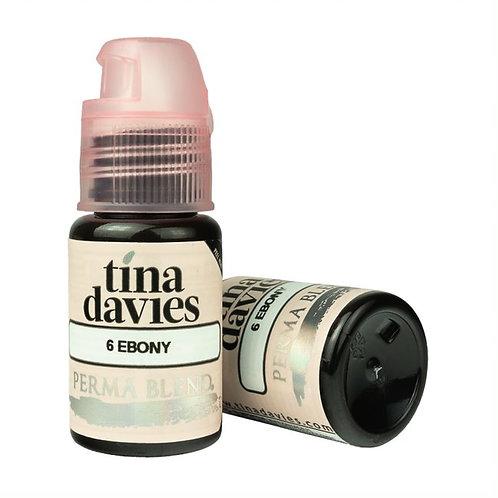 TD Ebony Pigment (15ml)