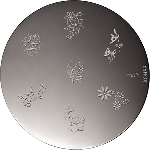 Konad Image Plate - M53