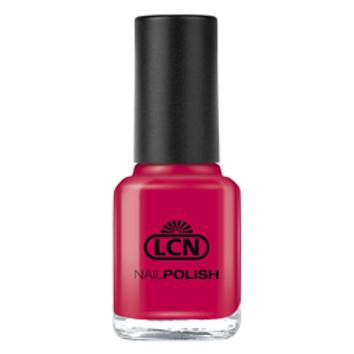 LCN NAIL POLISH - #663 LITTLE RED DRESS 8ML