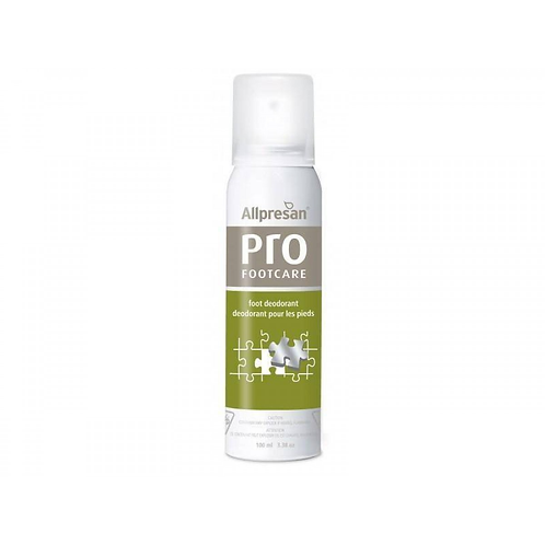 Allpresan PRO Footcare Foot Deodorant 100ml