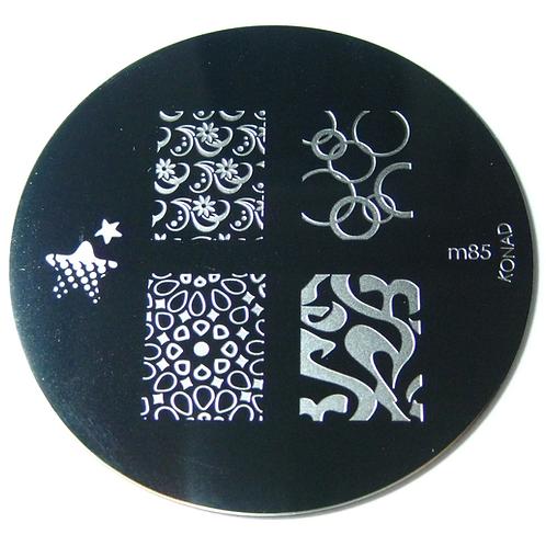 Konad Image Plate - M85