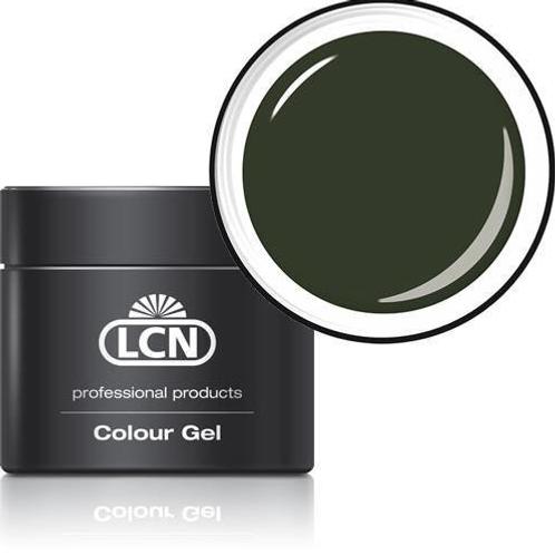 LCN COLOUR GEL - #304 MYSTERIOUS GREEN 5ML