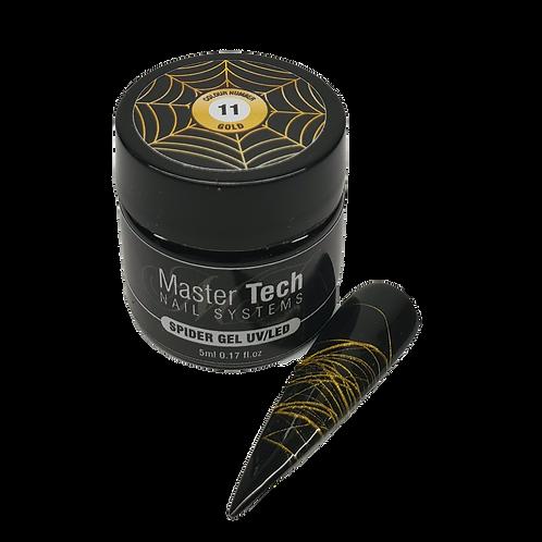 MT Spider Gel - Gold 5ml