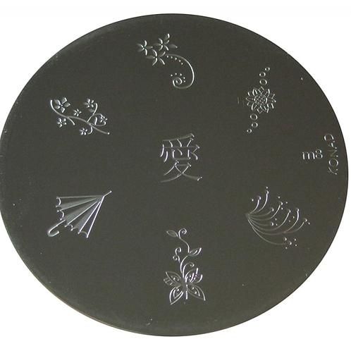 Konad Image Plate - M8