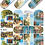 Thumbnail: WATER DECAL - N683 CASTLE VILLAGE