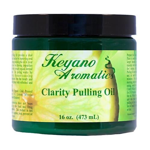 Keyano Clarity Pulling Oil 16oz