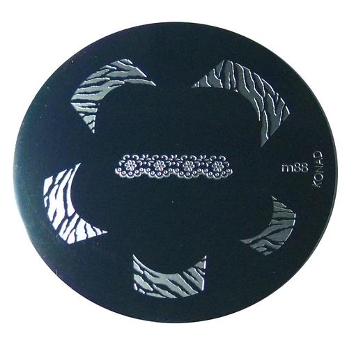 Konad Image Plate - M88