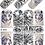 Thumbnail: WATER DECAL - N665 WHITE TIGER