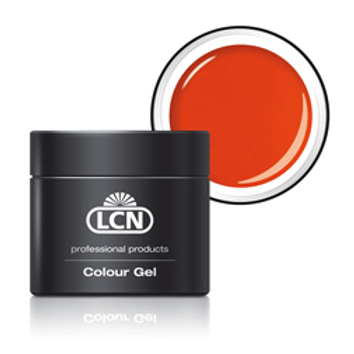 LCN COLOUR GEL - #5 ORANGE RED 5ML