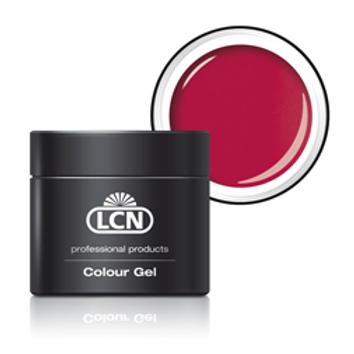 LCN COLOUR GEL - #523 STRAWBERRY RED 5ML