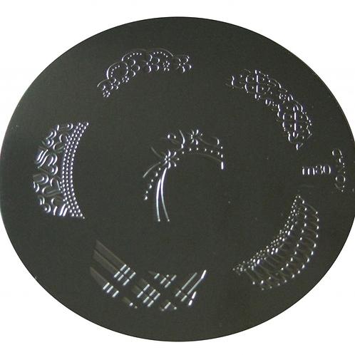 Konad Image Plate - M80
