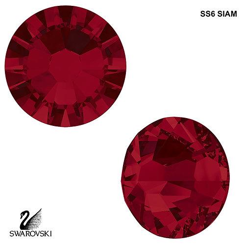 SS6 Swarovski Crystals 48pc