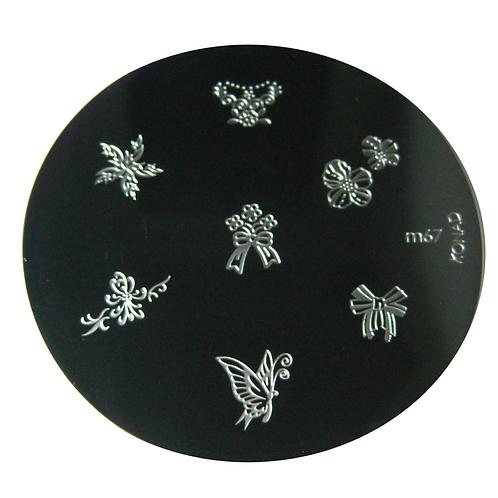 konad Image Plate - M67