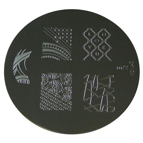 Konad Image Plate - M72