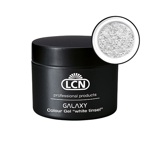 LCN GALAXY COLOUR GEL - #WT WHITE 5ML