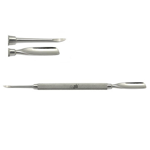 MBI-302 Cuticle Pusher w/ Ingrown nail lifter