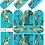 Thumbnail: LWE Water Decal - J173,174 Granite