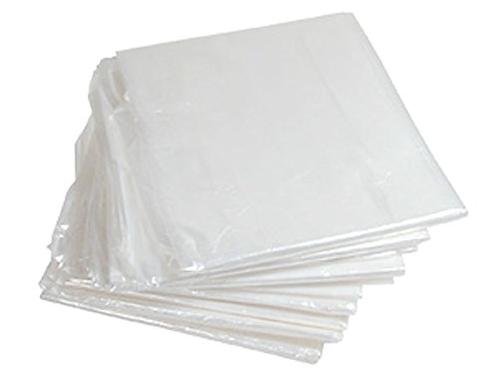 Plastic Body Wrap Sheets 25pc