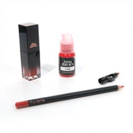 I 💋 INK Lip Trios - Flame