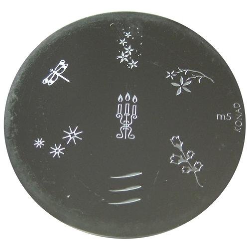 Konad Image Plate - M5
