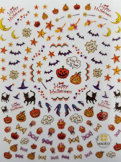 Nail Sticker - Halloween