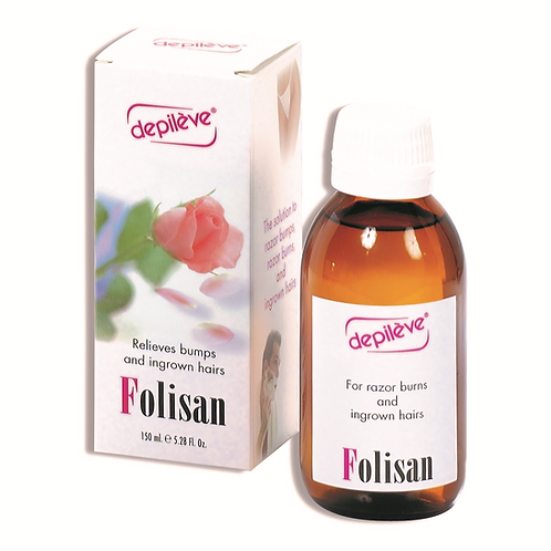 Depileve Folisan After Waxing Lotion 150ml