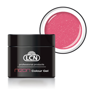 LCN NEON COLOUR - #5 GLITTER PINK 5ML