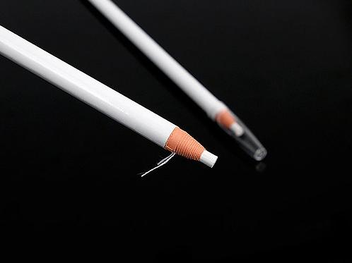 Pre Draw Pencil - White