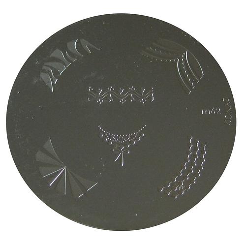 Konad Image Plate - M62