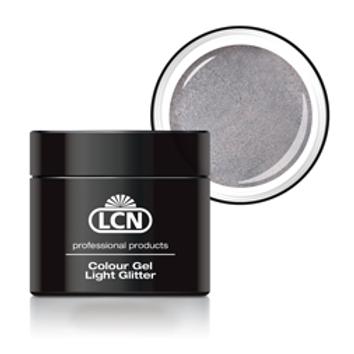 LCN LIGHT GLITTER - #5 SILVER HOLOGRAM 5ML